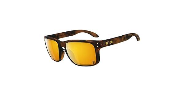 Amazon.com: Oakley Shaun White Holbrook – Gafas de sol ...