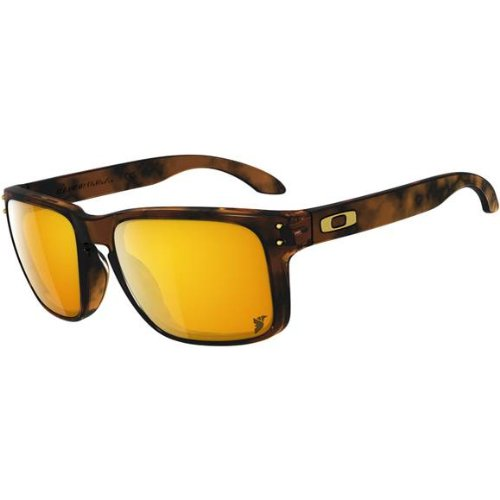 382f6207e9 Oakley Shaun White Holbrook Sunglasses - Oakley Men s Special Editions Signature  Series Skate Eyewear - Brown Tortoise 24K   One Size Fits All  Amazon.ca   ...
