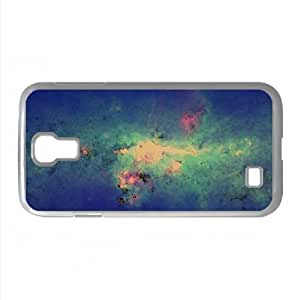 lintao diy Space Watercolor style Cover Samsung Galaxy S4 I9500 Case