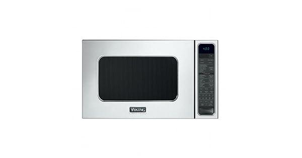 Amazon.com: Viking vmoc206ss 25 inch Countertop Microondas ...
