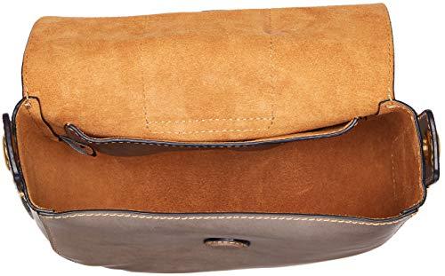 Ilana Crossbody Small Harness Saddle FRYE Grey Bag FOvTB