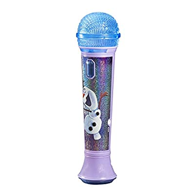 Frozen Olaf MP3 Microphone for Kids by Kid Designs