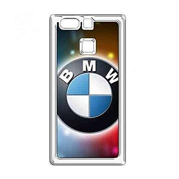 Caja del Teléfono Huawei P9 Plus,BMW Carcasa Rígida de ...