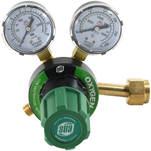 (SÜA Oxygen Regulator Welding Gas Gauges)