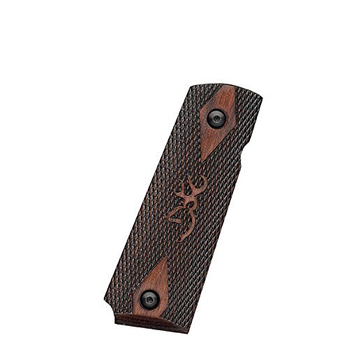 Browning 1911-22/380 Grips, Rosewood (380 Pistol Pink Hand Grips)