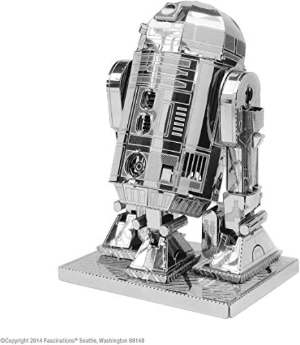 Fascinations Star Wars R2D2 Model Kit Metal Earth Fascinations for sale  Delivered anywhere in USA