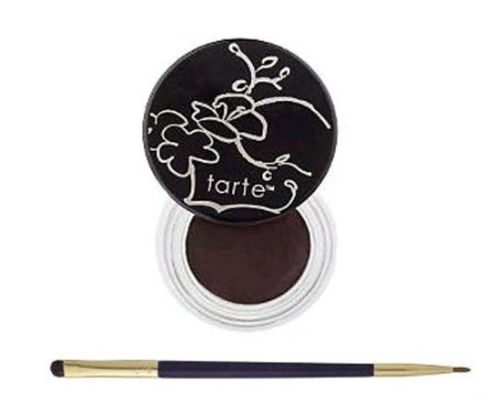 Tarte emphasEYESTM Amazonian Clay Waterproof Liner & Brush in Blackened Plum (new/unboxed)
