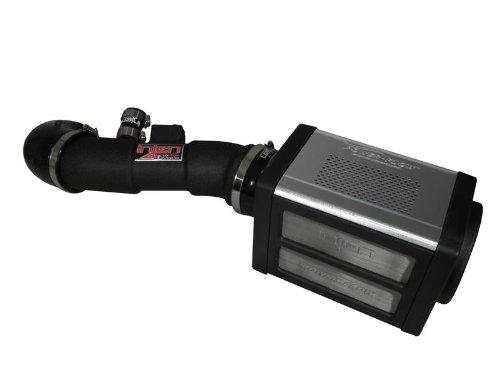 Injen Technology PF1950-1WB Wrinkle Black Power-Flow Intake System ()