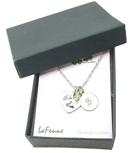 Personalized Silver Plated Necklace - 3