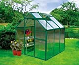 Cheap Earthcare Basic 6 x 6 Hobby Greenhouse Kit