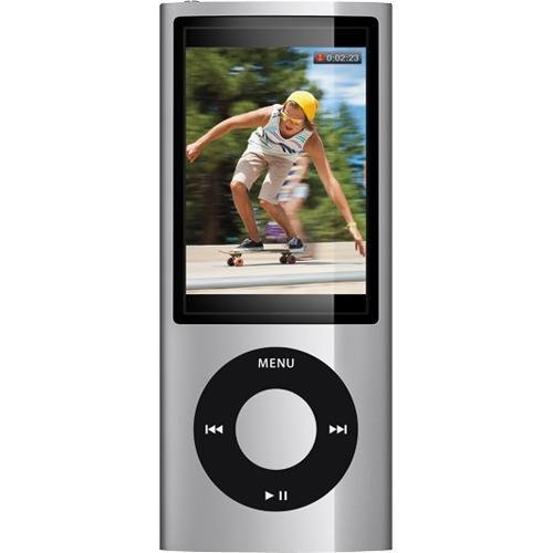 apple-ipod-nano-8-gb-silver-5th-generation-discontinued-by-manufacturer