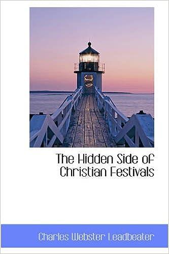 Hidden Side of Christian Festivals
