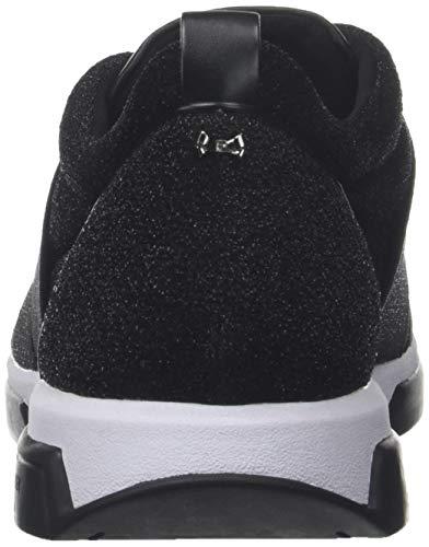 Sneaker Baker blk Black Donna Nero Ted Queane 8ZqEqR