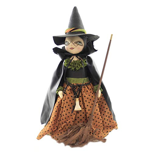 Halloween Willow The Witch Polyresin Robin Seeber Rs8973