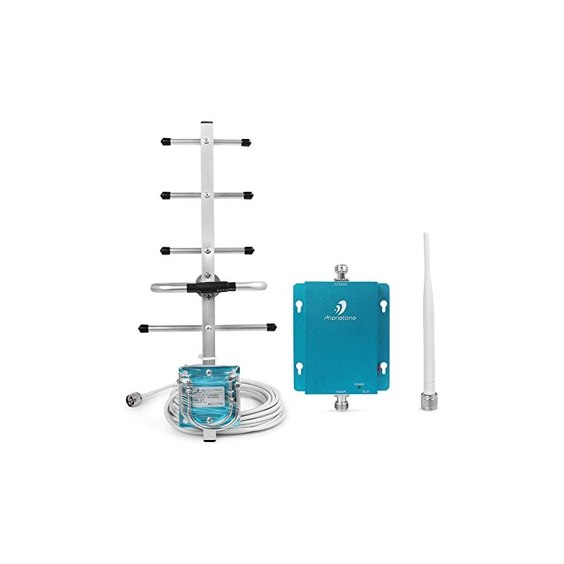 Cell Phone Signal Booster Repeater Ampli