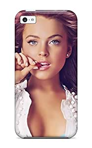Awesome Design Lindsay Lohan Hot Tamales Hard Case Cover For Iphone 5c