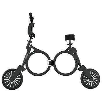 Bicicleta eléctrica plegable Wind