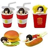 妄想おねえさんのハンバーガー屋さん 全5種