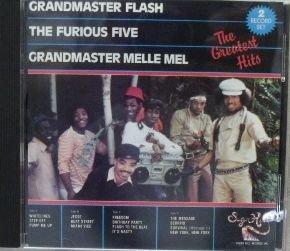 Grandmaster Flash - Greatest Hits (The Best Of Grandmaster Flash And Sugar Hill)