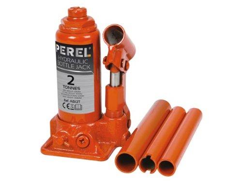 Perel Abj2t Hydraulischer Wagenheber 2 Ton Tragkraft 139872 Gewerbe Industrie Wissenschaft