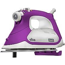 Oliso TG1100 Smart Iron with iTouch Technology, 1800 Watts, Purple