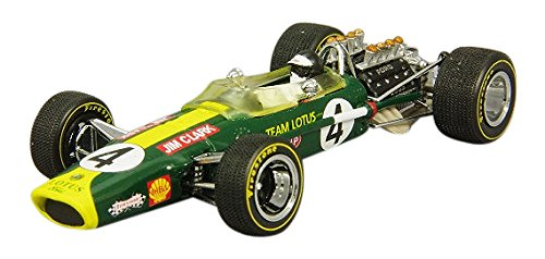 Quartzo 1/43 Scale - 27801 Lotus 49 #4 Jim Clark 1968 South Africa GP - Jim South