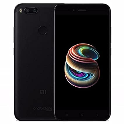 Xiaomi Mi A1 32GB, Factory Unlocked - North America Compatible Global  Version (Black)