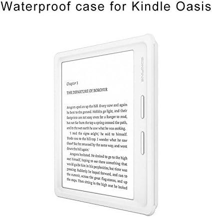 Sunta Kindle Oasis carcasa Funda impermeable, a prueba de polvo, a ...