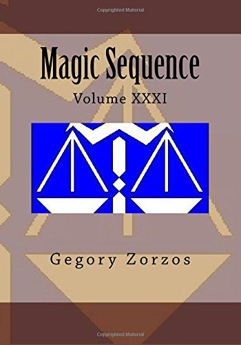 Read Online Magic Sequence: Volume XXXI PDF