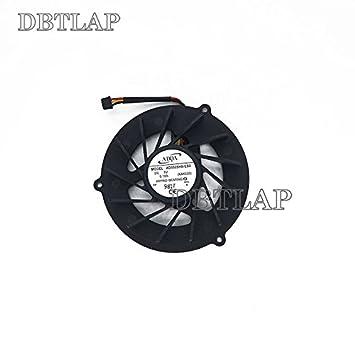DBTLAP Ventilador de la CPU del Ordenador Portátil para Packard Bell Easynote LJ65 LJ71 LJ75 LJ65 LJ61 AD5505HX-EB3 KAKC03 ADDA CPU Ventilador: Amazon.es: ...