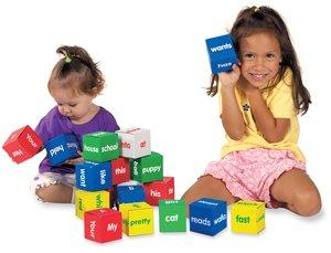 Smart Monkey Toys LITTLE READER BLOCKS