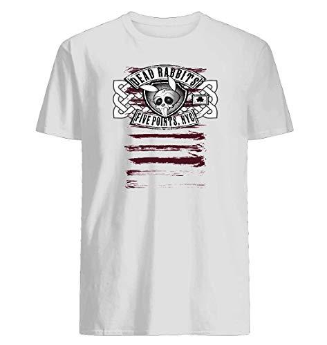 Dead rabbits vintage biker design T-shirt print motifs make the best gift ideas for friends