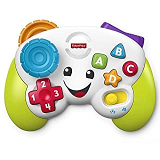 Fisher-Price Laugh & Learn Game & Learn Controller (6-36 Months) in Greek Language