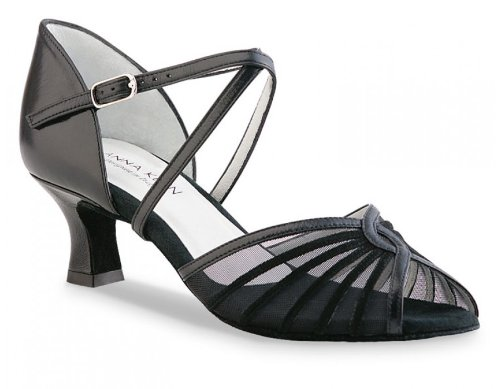 Anna Kern Women's Model 624 - 2'' (5.0 cm) Latin Heel, 9 M US (6 UK) by Anna Kern