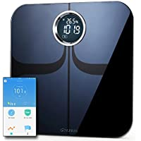 Yunmai Premium Smart Scale Body Fat Scale with new FREE APP & Body Composition Monitor