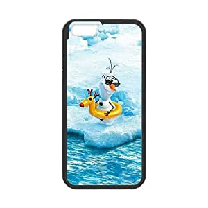 Olaf iPhone 6 4.7 Inch Cell Phone Case Black xlb-211671