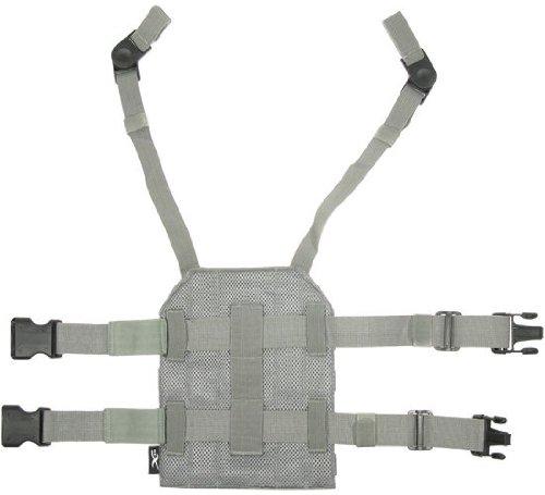 BE-X Beinplatte für modulare Taschen mit Schnelltrennsystem - UCP (ACU)