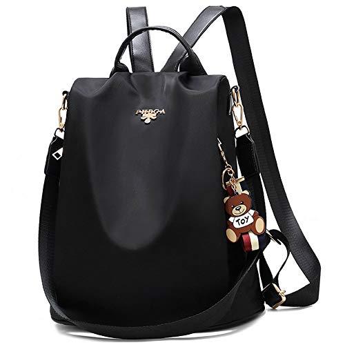 Women Backpack Purse Waterproof Antitheft Daypack Lightweight School Shoulder Bag