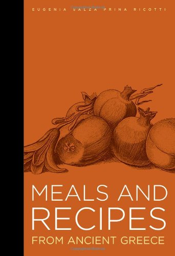 Meals and Recipes from Ancient Greece (J. Paul Getty Museum) by Eugenia Salza Prina Ricotti