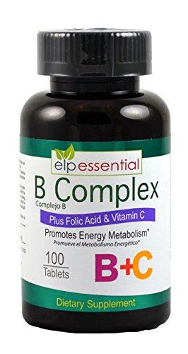 B COMPLEX VITAMIN TABLETS 100S COMPLEJO B