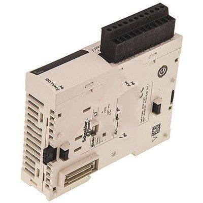 Schneider TM2AMI4LT Electric PLC I/O Module Modicon M238 4 x I/O 24 V dc 0.9 x 2.75 x 3.5 in by Schneider