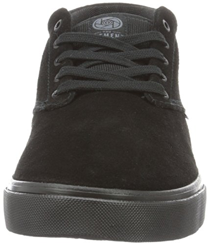 Black Preston Sneakers Black Uomo Herren Sneaker Element 6915 Nero 8HwdqHxC