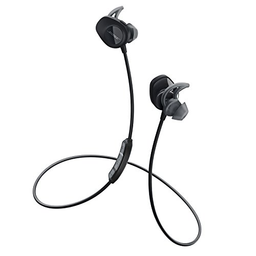 : Bose SoundSport Wireless Headphones, Black