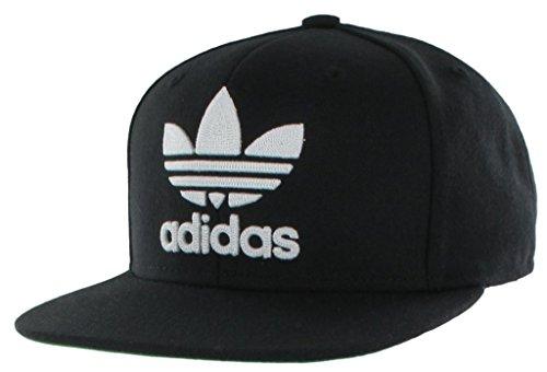 adidas Boys / Youth Originals Trefoil Chain Snapback Cap - Original Adidas Hats