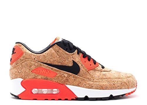 Nike Heren Air Max 90-jarig Bestaan, Brons / Zwart-infrarood-wit, 13 M Ons