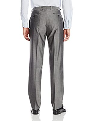 Calvin Klein Men's Malik Gray Two-Piece Suit