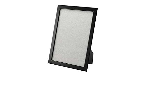 Ikea FISKBO Photo Frame (21 x 30 cm, Black) by FISKBO: Amazon.es: Hogar