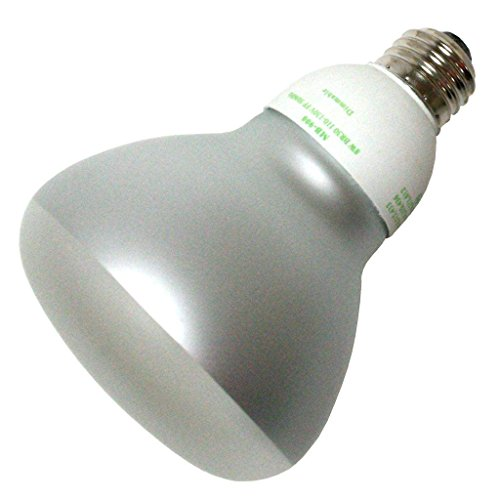 Litetronics 45950 - MB-900DL 8W BR30 FF LW Cold Cathode Screw Base Compact Fluorescent Light Bulb