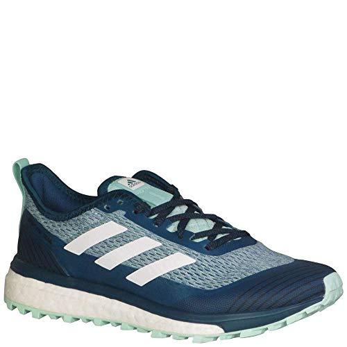adidas New Women's Response Trail Running Shoe Teal/White 7.5