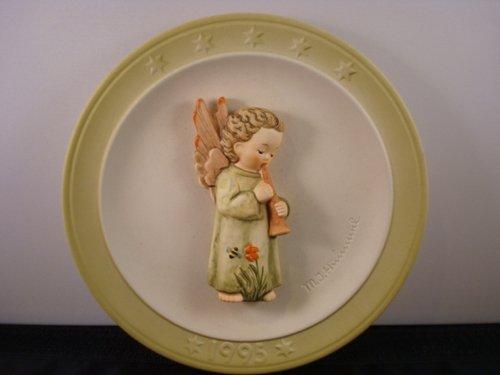 - MI Hummel Annual Christmas Plate 1995, Hum 693, #027